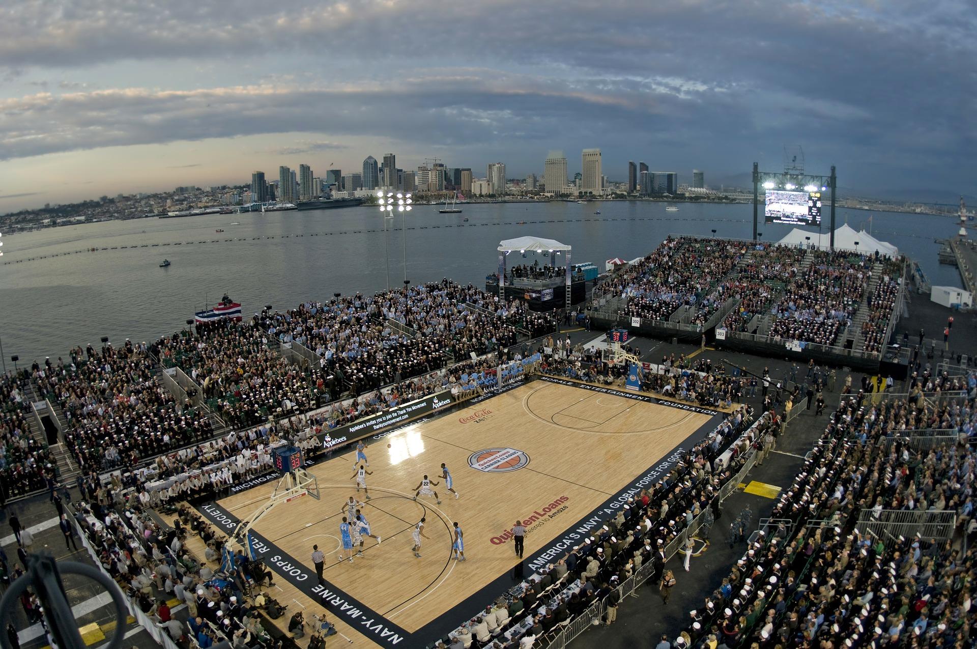 Basket universitaire (NCAA) pourquoi est-il si populaire aux USA?